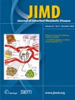 Journal of Inherited Metabolic Disease 6/2009