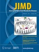 Journal of Inherited Metabolic Disease 1/2012
