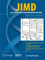 Journal of Inherited Metabolic Disease 6/2015