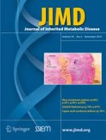 Journal of Inherited Metabolic Disease 6/2016