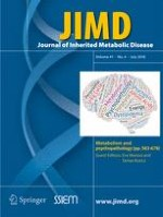 Journal of Inherited Metabolic Disease 4/2018