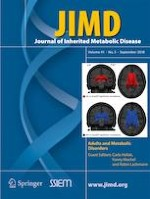 Journal of Inherited Metabolic Disease 5/2018