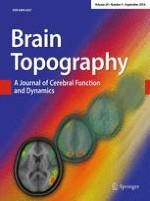 Brain Topography 5/2016