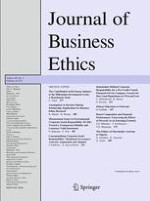 Journal of Business Ethics 3/2012