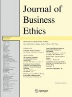 Journal of Business Ethics 1/2012