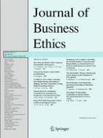 Journal of Business Ethics 4/2012