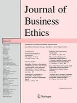 Journal of Business Ethics 2/2012