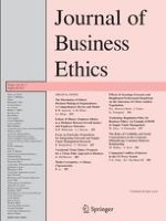 Journal of Business Ethics 2/2013