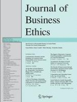 Journal of Business Ethics 4/2013