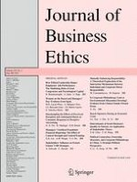 Journal of Business Ethics 2/2015