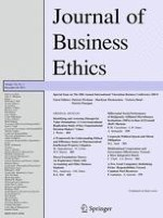 Journal of Business Ethics 3/2015