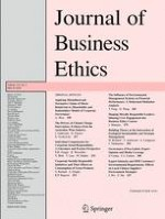 Journal of Business Ethics 2/2016