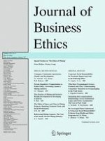 Journal of Business Ethics 4/2016