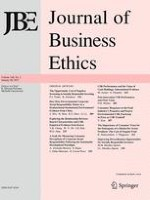 Journal of Business Ethics 2/2017