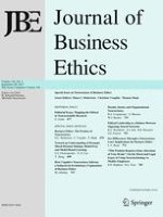 Journal of Business Ethics 4/2017