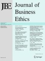 Journal of Business Ethics 4/2018