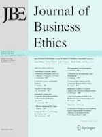 Journal of Business Ethics 4/2019