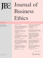 Journal of Business Ethics 2/2019