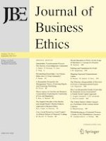 Journal of Business Ethics 1/2019