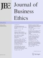 Journal of Business Ethics 3/2019