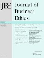 Journal of Business Ethics 4/2020