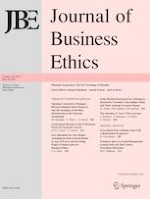 Journal of Business Ethics 2/2021