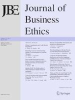 Journal of Business Ethics 3/2021