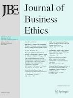 Journal of Business Ethics 4/2021