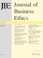 Journal of Business Ethics 1/2021