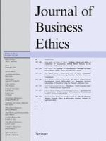 Journal of Business Ethics 3/2005