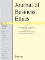 Journal of Business Ethics 1/2006