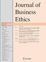 Journal of Business Ethics 2/2007