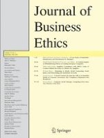 Journal of Business Ethics 1/2007