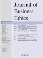 Journal of Business Ethics 3/2008