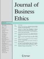 Journal of Business Ethics 4/2008