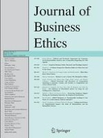Journal of Business Ethics 4/2009