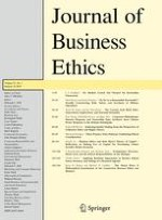 Journal of Business Ethics 1/2010
