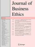 Journal of Business Ethics 2/2010