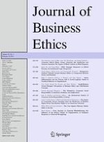 Journal of Business Ethics 3/2011