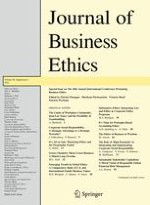 Journal of Business Ethics 1/2011