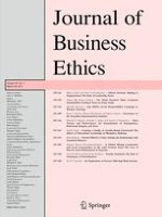 Journal of Business Ethics 2/2011