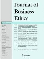 Journal of Business Ethics 4/2011