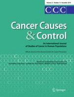 Cancer Causes & Control 12/2010
