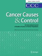 Cancer Causes & Control 6/2010
