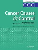 Cancer Causes & Control 7/2017