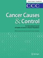 Cancer Causes & Control 11/2018