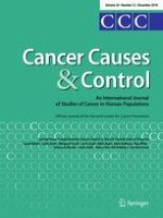 Cancer Causes & Control 12/2018