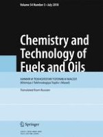 Chemistry and Technology of Fuels and Oils 3/2018