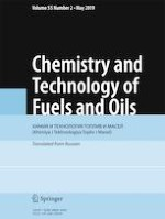 Chemistry and Technology of Fuels and Oils 2/2019