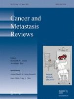 Cancer and Metastasis Reviews 1-2/2013